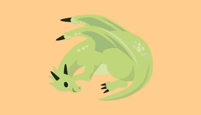 29箱目「ドラゴンの訓練法」